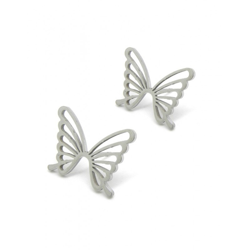 Aros acero butterfly